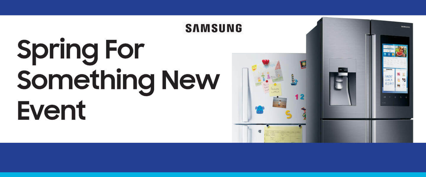 Samsung - Spring For Something New Event