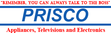 Prisco Appliance & Electronics Logo